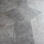 decorative concrete custom work overlay pattern
