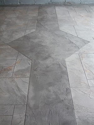 Custom Concrete Floor Designs The Floor Company
