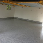 garage floor ottawa polished concrete