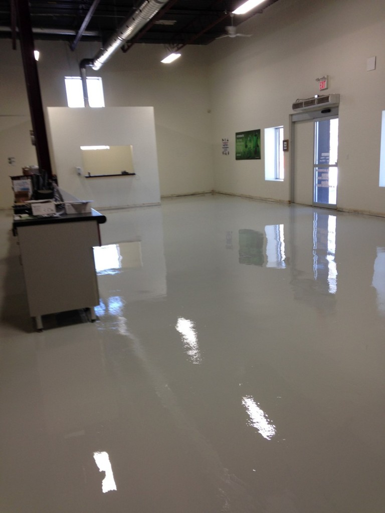 boone plumbing concrete floors after 1