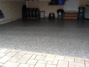 custom concrete floors garage ottawa