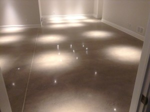 the floor company concrete floors ottawa basement