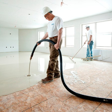 gypcrete light weight concrete flooring ottawa