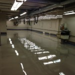 ottawa good time centre before concrete floor patch