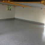 garage floor ottawa polished concrete
